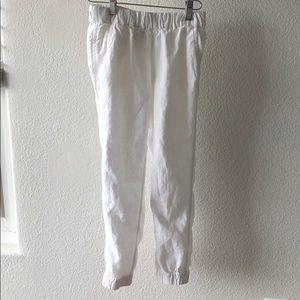 J Crew linen Seaside pant